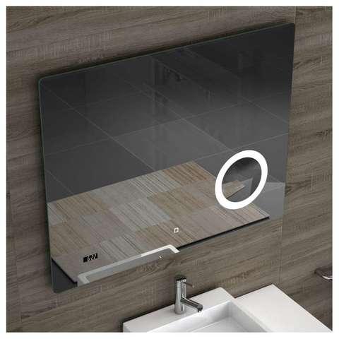 Espejo Bano Aumento Con Luz.Espejo Bano Luz Integrada
