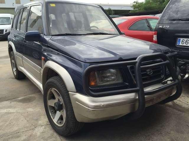 DESGUACE MECANICA SUZUKI VITARA V6 2000