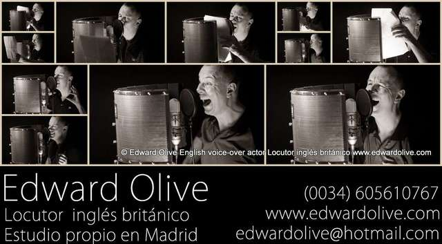 MIL ANUNCIOS COM - British English voiceovers actors voice