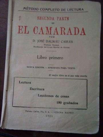 METODO COMPLETO DE LECTURA AÑO 1935