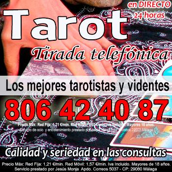 TAROT BARATO.  LLAMAME - foto 1