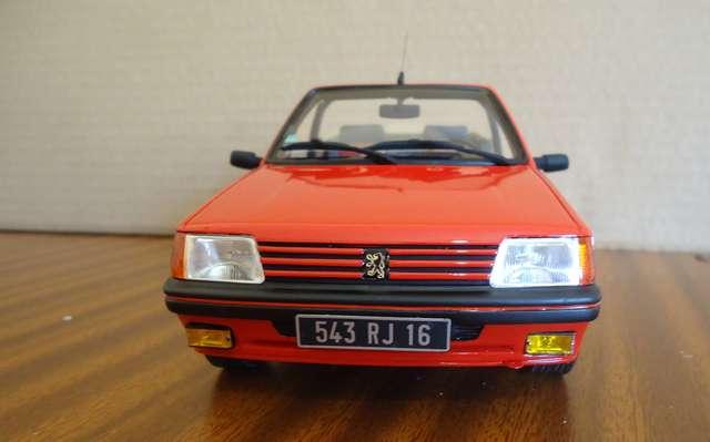 Peugeot 205 Gti 1:18