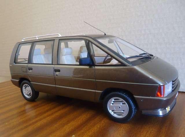 Renault Espace 1:18