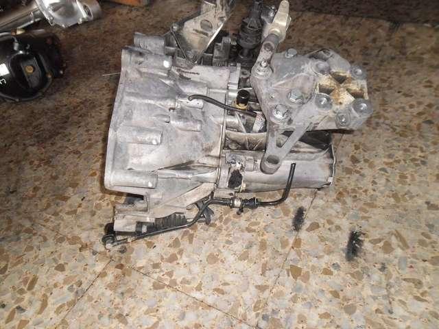 CAJA CAMBIO 20GP05 JUMPER, BOXER 2010