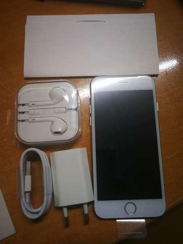 IPHONE 6S 64 GB CON PLASTICOS