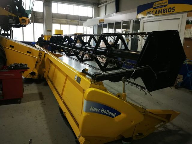 CABEZAL DE CEREAL NEW HOLLAND  VAREFEED - foto 4