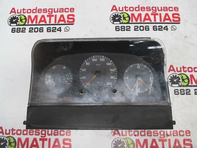 CUADRO DE RELOJES DE VW LT 35