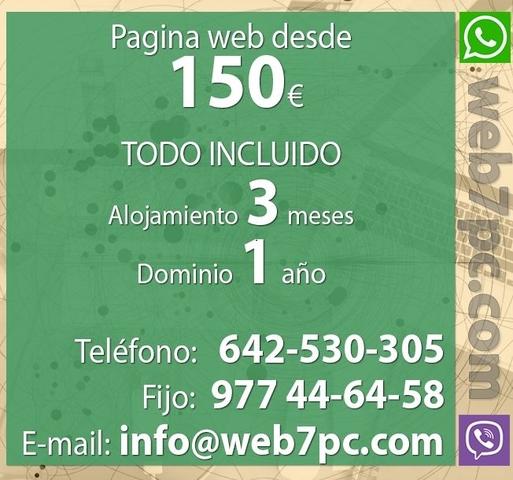 COMO HACER TU WEB EN MADRID