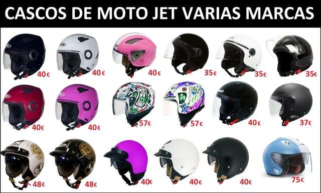 MIL ANUNCIOS.COM Cascos motos jet Segunda mano y anuncios