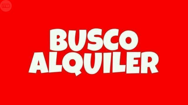 BUSCO ALQUILER PISO DE LARGA DURACIÓN.