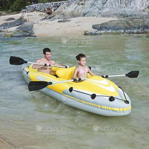 BARCA HINCHABLE BESTWAY KAYAK HYDROFORCE - foto 2