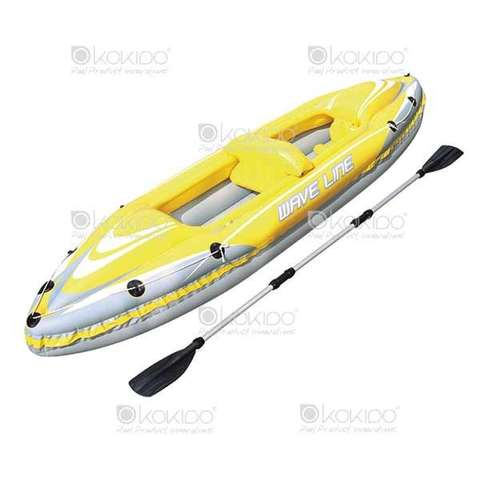 BARCA HINCHABLE BESTWAY KAYAK HYDROFORCE - foto 3