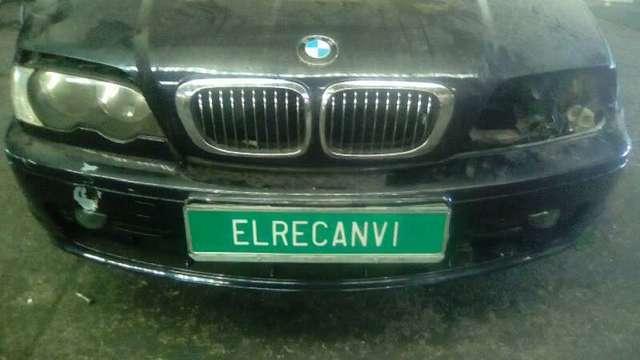 RECAMBIOS BMW COUPE E46 2002