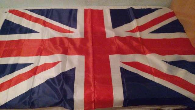 Bandera De Gran Bretaña Nueva