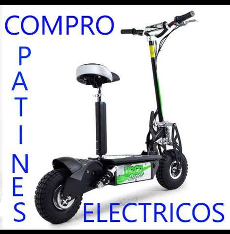 Compro Patines Electricos