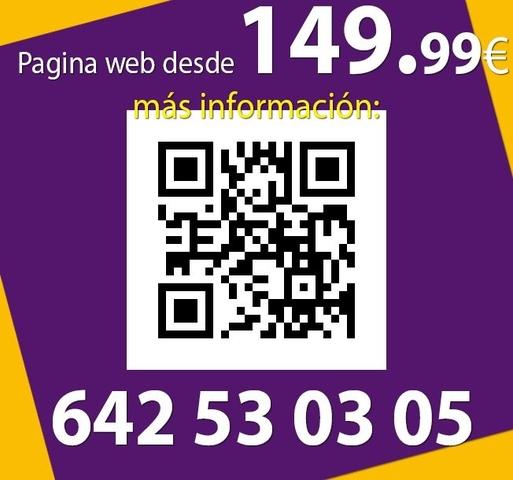DISEÑO DE PÁGINAS WEB PERSONALIZADAS EN