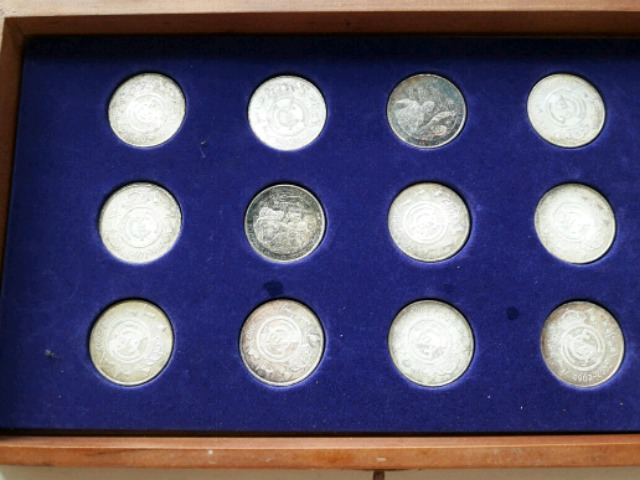 Monedas Conmemorativas Real Madrid