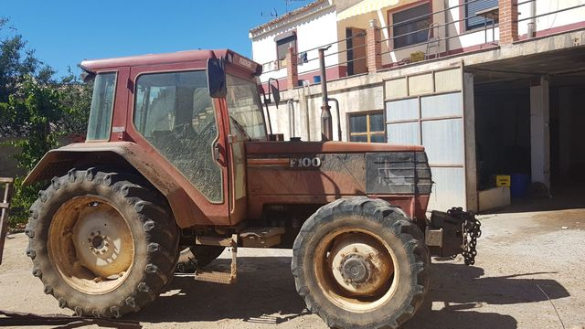 COMPRO TRACTORES. FIAT MASSEY UTB FORD
