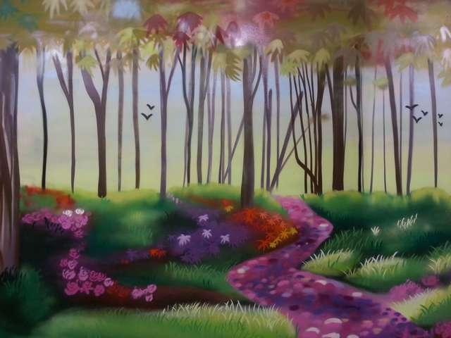 GRAFITERO ARTISTA MURAL - foto 3