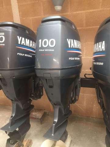 YAMAHA 100CV 4T - foto 1