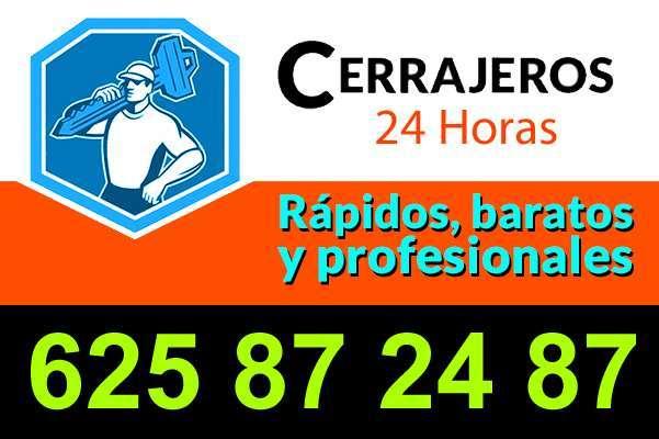 CERRAJERÍA URGENTE 24 HORAS EN ALMERIA