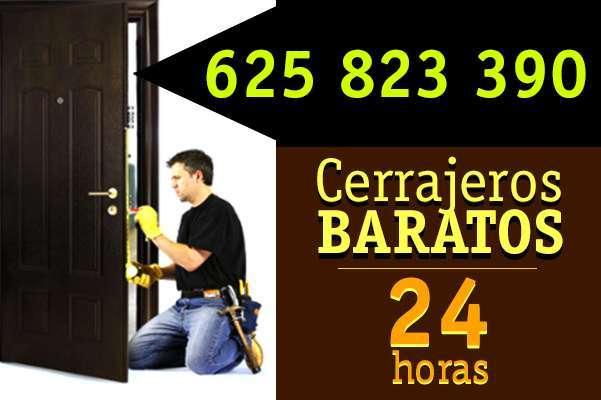 CERRAJERÍA DE URGENCIA 24H LLÁMENOS