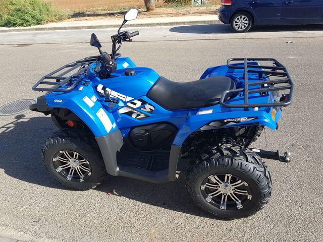 CF MOTO 450S - ATV - foto 1