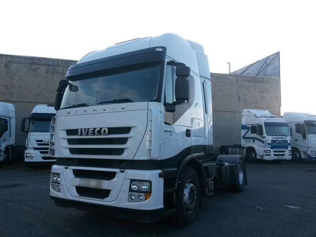 IVECO. - STRALIS AS440S50T P.