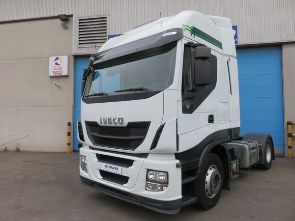 IVECO. - STRALIS AS440S50T P HW