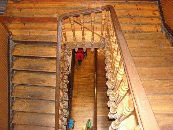 Arreglos De Escaleras De Madera Viejas