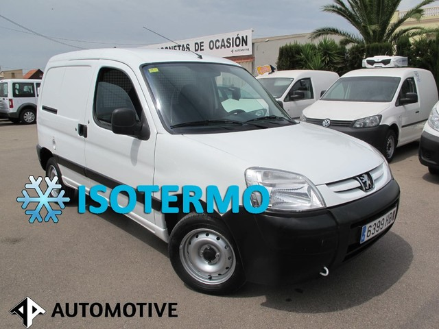 PEUGEOT - PARTNER 1. 6 HDI ISOTERMO REFORZADO