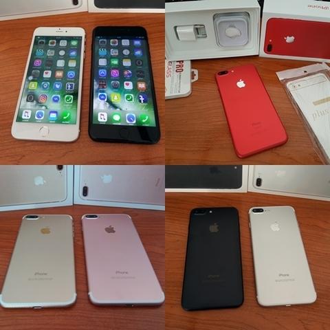 IPHONE 7 PLUS SAMSUNG GALAXY S8 EDGE