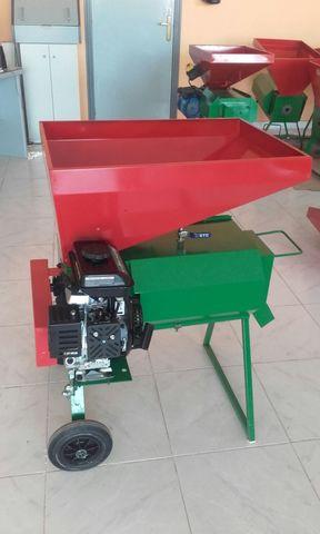 PELADORA ALMENDRAS MOTOR ELECTRICO - foto 3