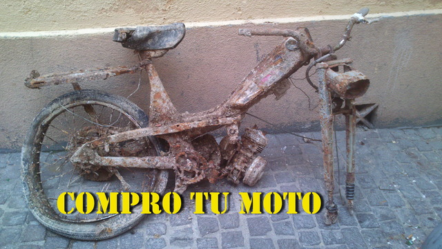 COMPRO MOTOS - foto 1
