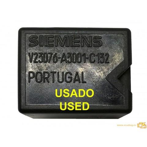Relais V23076A3001C132 V23076-A3001-C132 SIEMENS