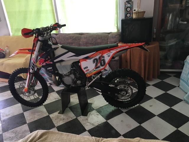 KTM - KTM 250 EXC ENDURO