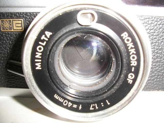 CAMARA DE FOTOS MINOLTA HI-MATIC E - foto 6