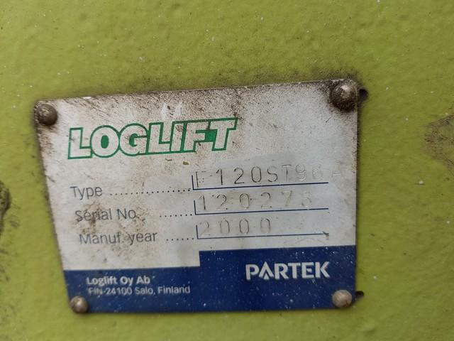 LOGLIFT - 120ST96