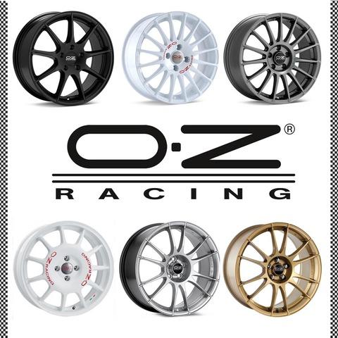 DISTRIBUCION OFICIAL OZ RACING