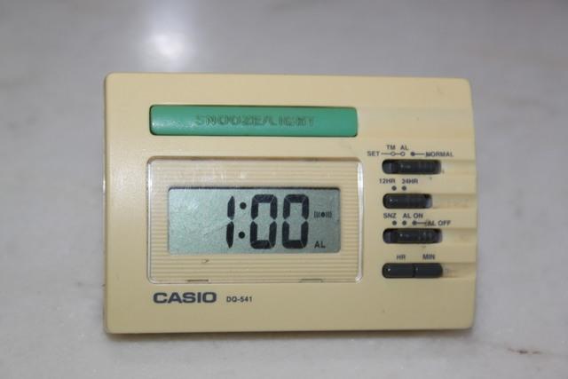 Reloj Despertador Casio Dq-541