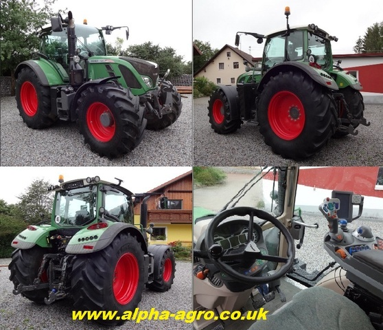 FENDT - 720 VARIO PROFI PLUS