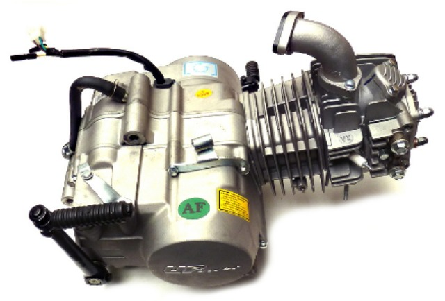 VENDO MOTOR YX 140 PIT BIKE