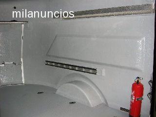 REMOLQUE CERRADO FIBRA MOTOS KART QUADS - foto 4