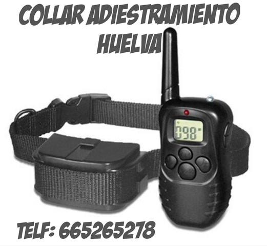 COLLARES ADIESTRAMIENTO HUELVA CXM