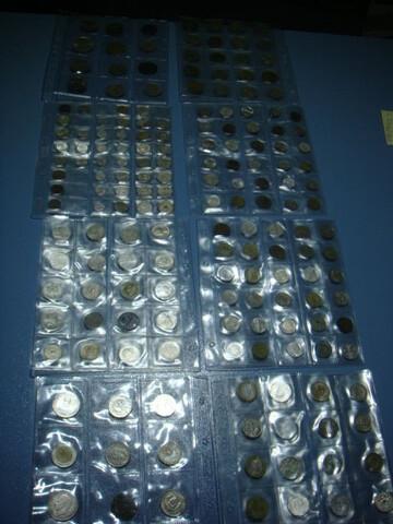 Colección Billetes Y Monedas