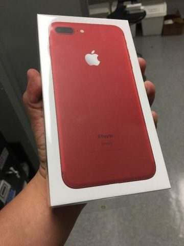 APPLE IPHONE 7 PLUS 128GB PRECINTADO