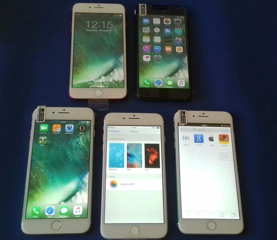 NOVEDADES SAMSUNG S8 Y IPHONE 7 PLUS