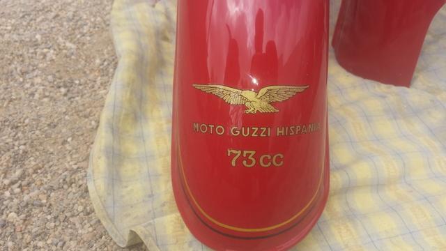 MOTO GUZZI - MOTO GUZZI 73 - foto 4