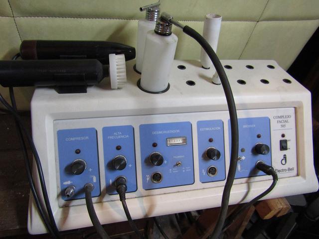COMPLEJO FACIAL ELECTRO-BELL 505 - foto 2