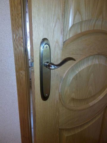Cambiar el bombin de una puerta good cuanto cuesta una for Cuanto cuesta una puerta